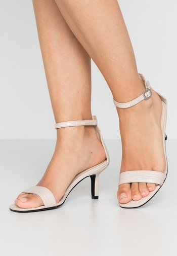 AMANDA - Sandals - offwhite