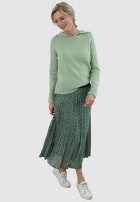 Dress In - Hoodie - salbeigrün - 1
