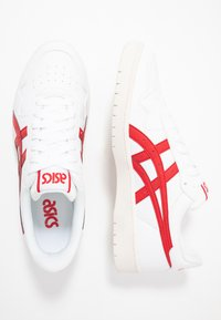 ASICS SportStyle - JAPAN UNISEX - Sneakers - white/speed red - 1