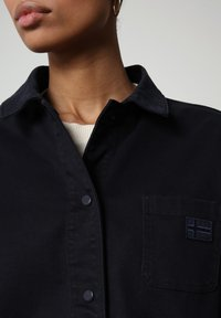 Napapijri - ALIE - Denim jacket - blu marine - 4