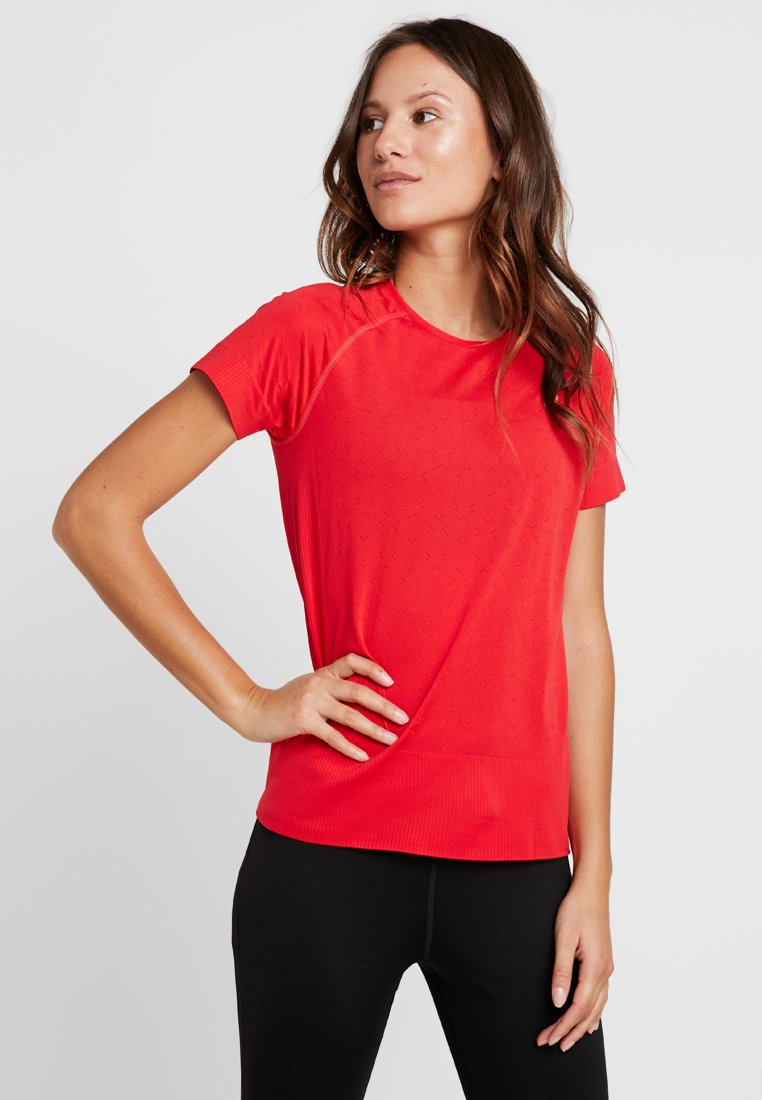 Women SEAMLESS TEXTURE - Print T-shirt