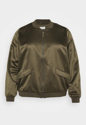 FEFANA JACKET - Bomber Jacket - grape leaf