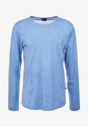 CARLOS - Bluzka z długim rękawem - blau