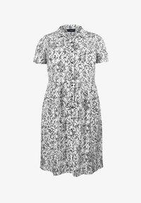 Live Unlimited London - Shirt dress - white - 1