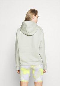 Obey Clothing - MONTEREY HOOD - Sweatshirt - green leaf - 2