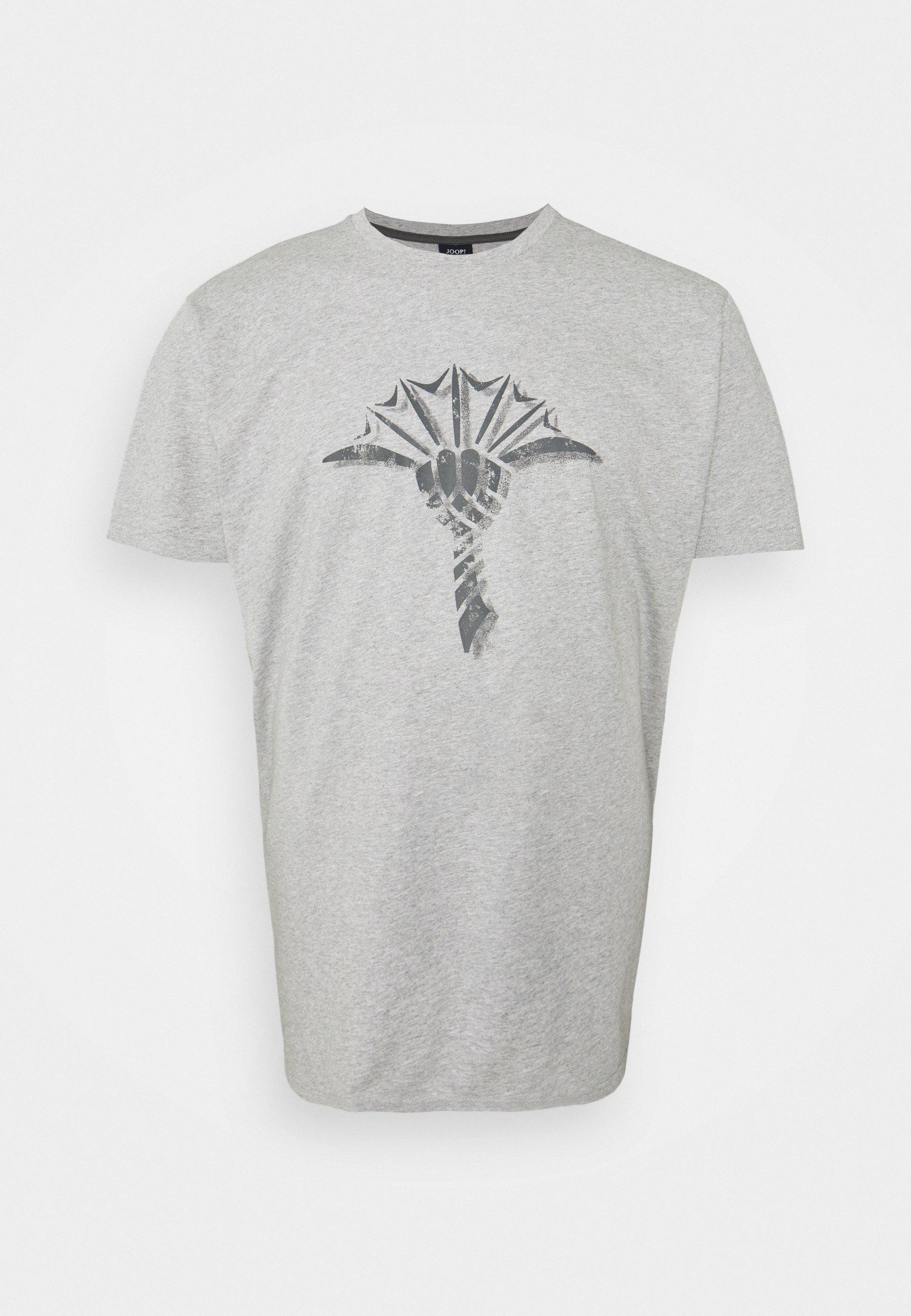 Men ALERIO - Print T-shirt