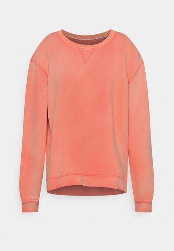 STORM  - Sweatshirt - cayenne