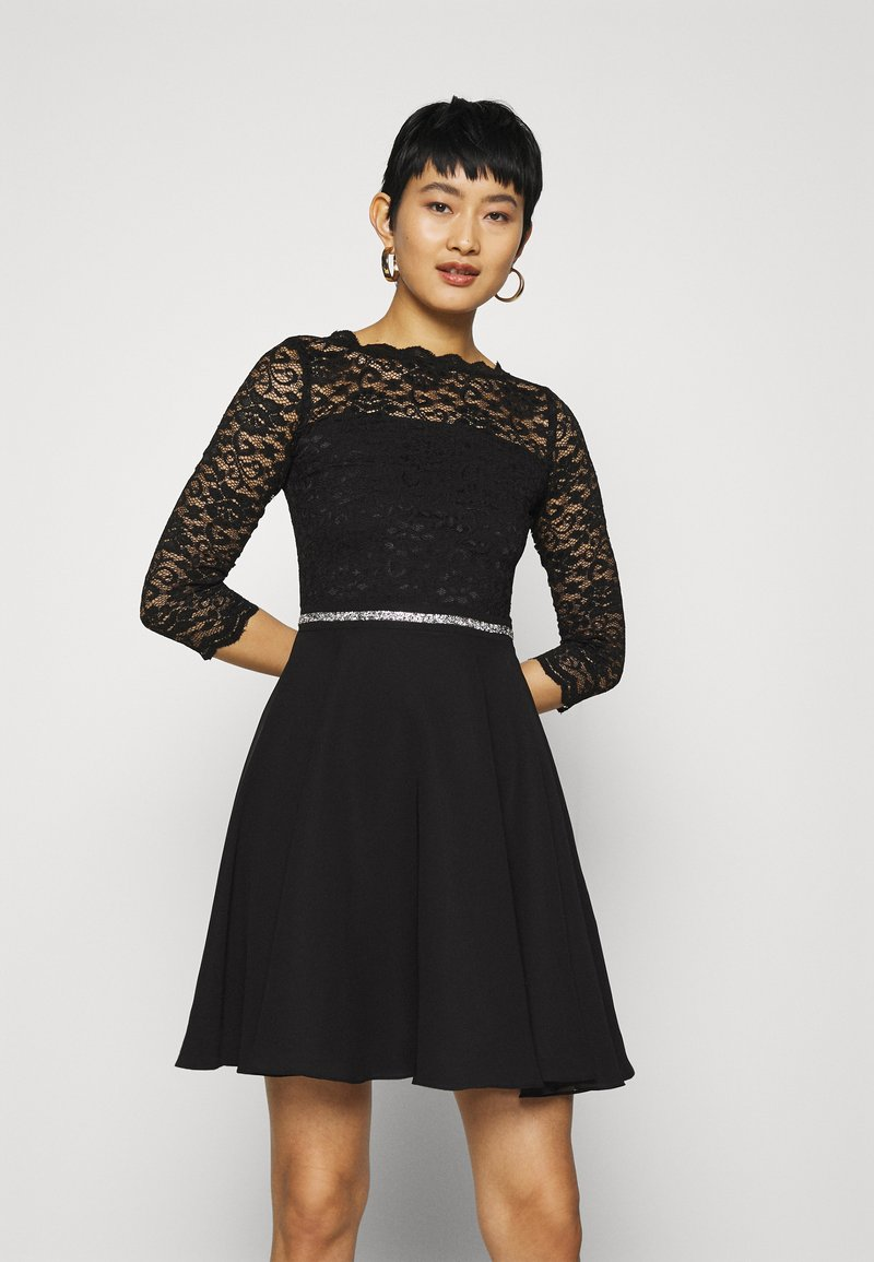 Swing - Cocktail dress / Party dress - black