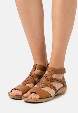 Sandály - cayenne