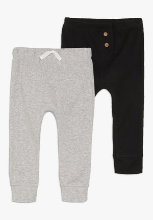 PANT BABY 2 PACK - Leggings - Trousers - heather