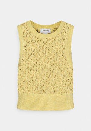 NOOR - Top - yellow