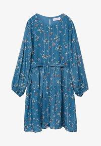 Mango - Day dress - blau - 0