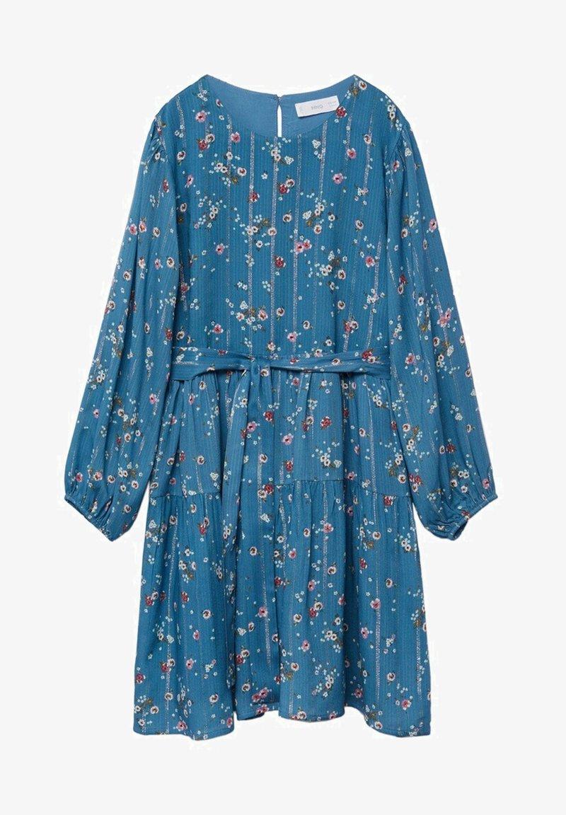 Mango - Denní šaty - blau