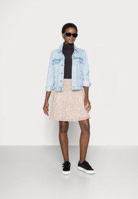 Moss Copenhagen - FIANNA SKIRT - A-line skirt - sand - 1