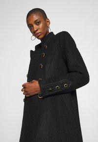 Cream - ANNABELL COAT - Zimní kabát - pitch black - 4