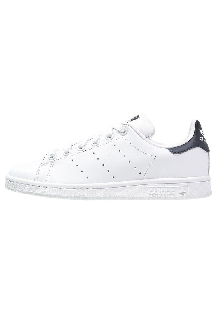 adidas Originals - STAN SMITH - Sneaker low - run white/new navy