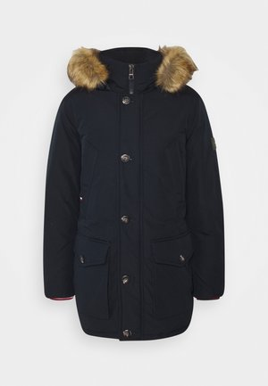HAMPTON PARKA - Down coat - blue