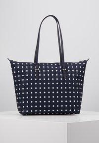 Lauren Ralph Lauren - KEATON - Handbag - navy - 5