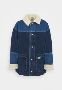 BDG Urban Outfitters - DYLAN DONKEY JACKET - Denim jacket - indigo - 4