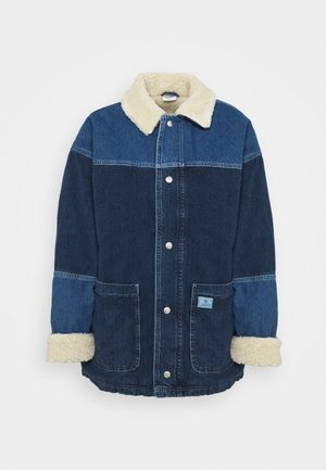 DYLAN DONKEY JACKET - Denim jacket - indigo