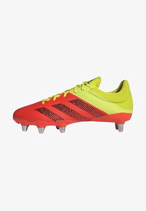 KAKARI ELITE - Voetbalschoenen met metalen noppen - yellow