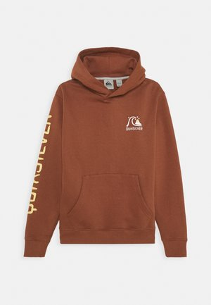 CLOUD BREAKER HOOD YOUTH - Sweat à capuche - henna