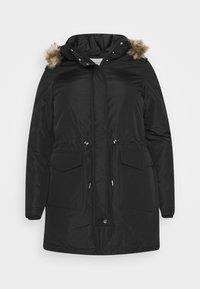 JRZINNA  - Winter coat - black