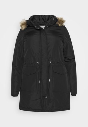 JRZINNA  - Winter coat - black