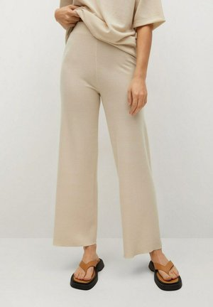 Trousers - crudo