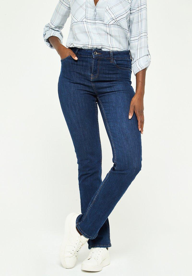 LolaLiza - Straight leg jeans - dark blue
