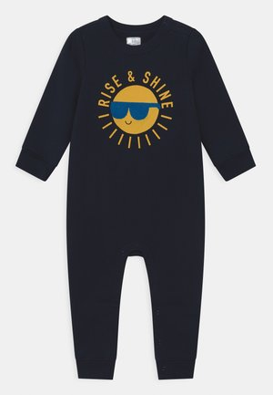 UNISEX - Jumpsuit - blue galaxy