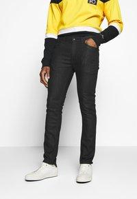 HUGO - Slim fit jeans - black - 0