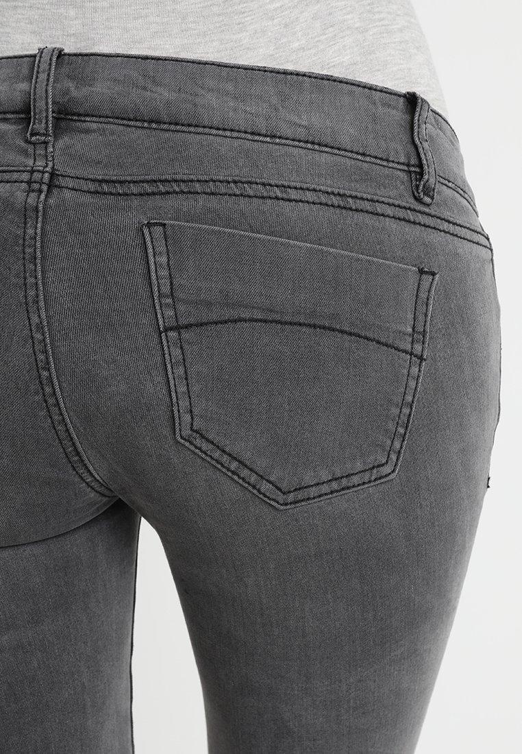MAMALICIOUS MLLOLA - Jeans Skinny Fit - grey denim VquEEX