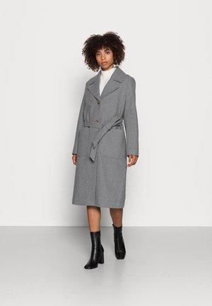 KLEO - Klassinen takki - medium grey melange