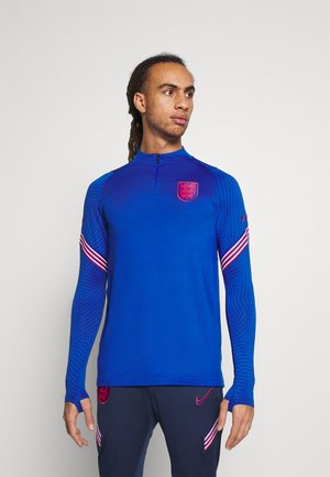 ENGLAND ENT DRY  - National team wear - sport royal/challenge red