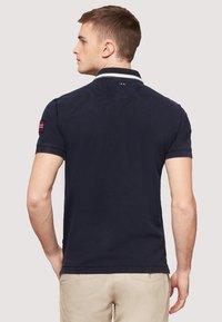 Napapijri - GANDY - Polo shirt - dark blue - 2