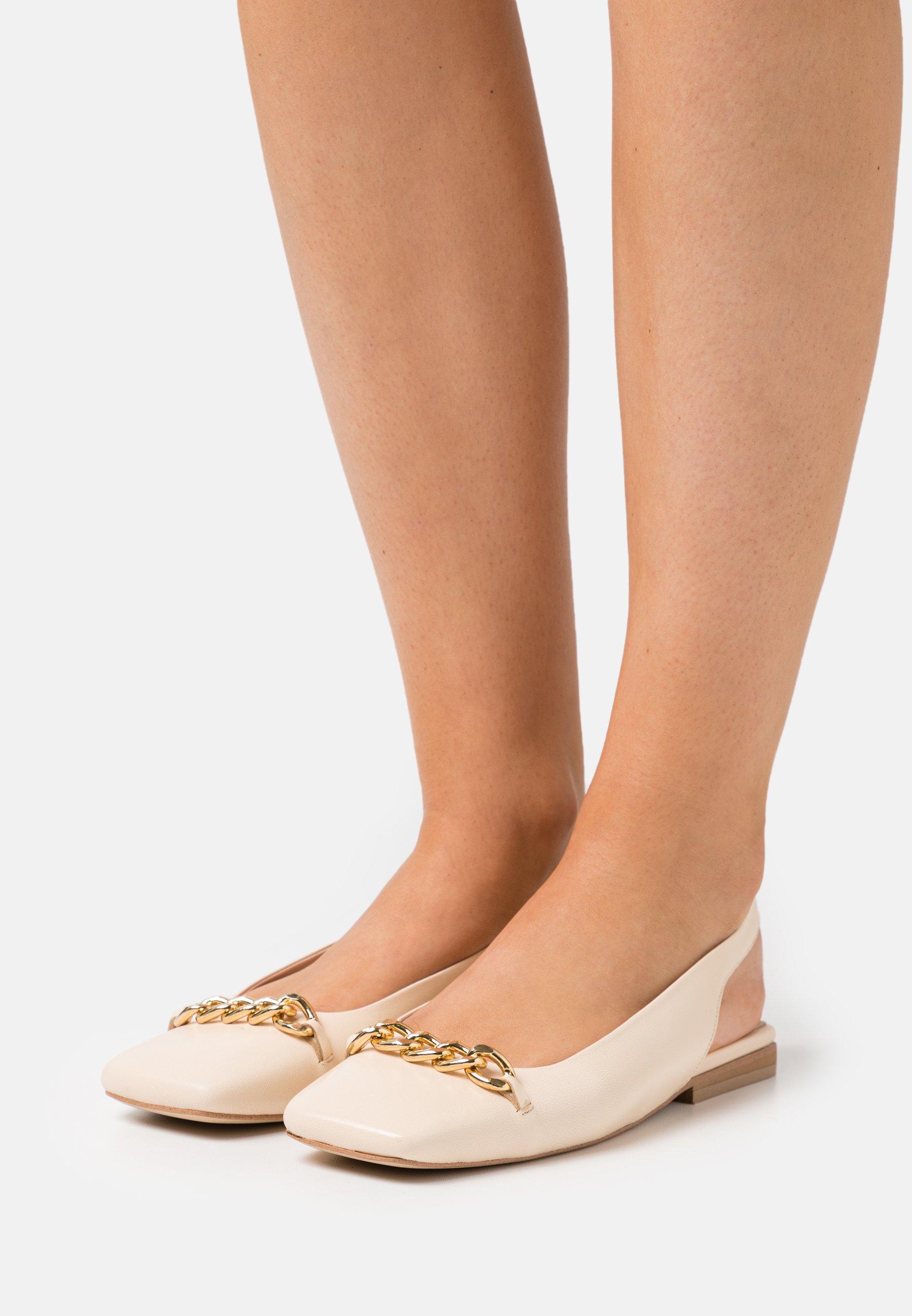 Women DUMBER - Slingback ballet pumps