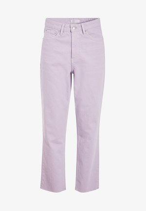 Trousers - violet clair