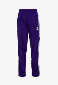 adidas Originals - FIREBIRD ADICOLOR TRACK PANTS - Verryttelyhousut - collegiate purple - 3