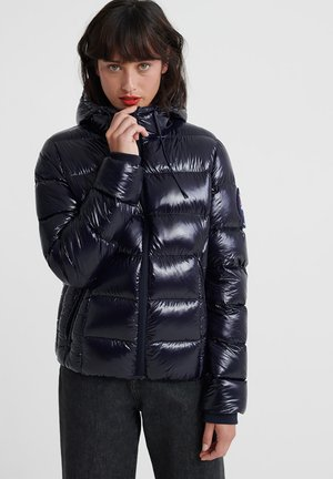 Down jacket - super dark navy