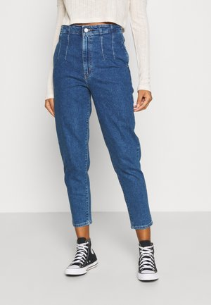 HOLLYWOOD WB HW TAPER - Jeans baggy - blue denim
