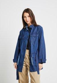 G-Star - CHISEL A LINE FIELD JACKET - Short coat - medium aged - 0
