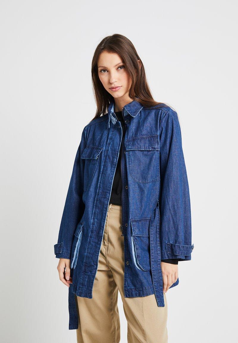 G-Star - CHISEL A LINE FIELD JACKET - Short coat - medium aged