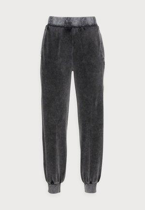 WASH PANT - Tracksuit bottoms - black