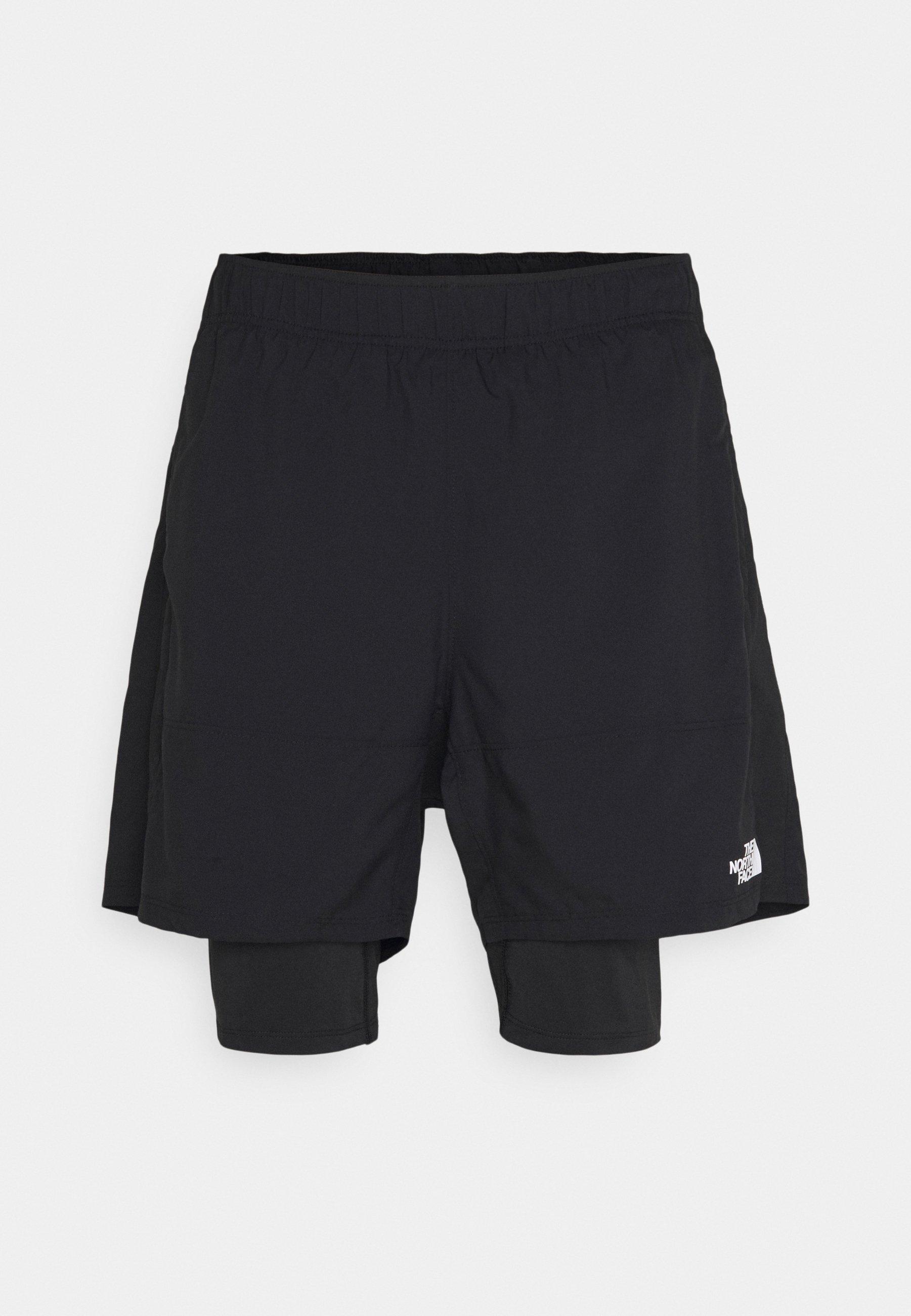 Men ACTIVE TRAIL DUAL - Sports shorts