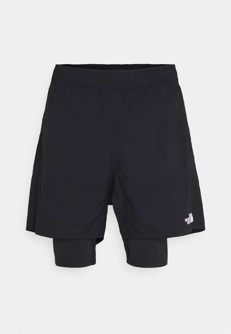 The North Face - ACTIVE TRAIL DUAL - Sports shorts - black
