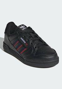 adidas Originals - CONTINENTAL 80 STRIPES SCHUH - Trainers - black - 1