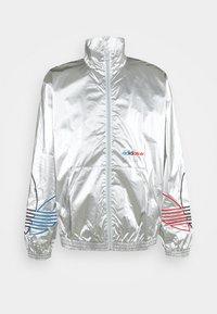 adidas Originals - TRICOL - Træningsjakker - silver - 0