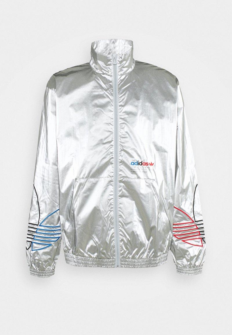 adidas Originals - TRICOL - Veste de survêtement - silver