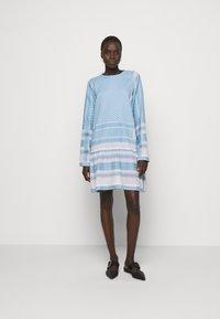 CECILIE copenhagen - DRESS - Denní šaty - denim - 1